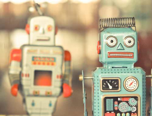 Meet the New Robots of HCM
